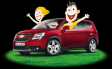 Vyhrajte rodinný Chevrolet!
