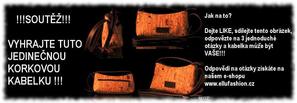 Soutěž o korkovou kabelku