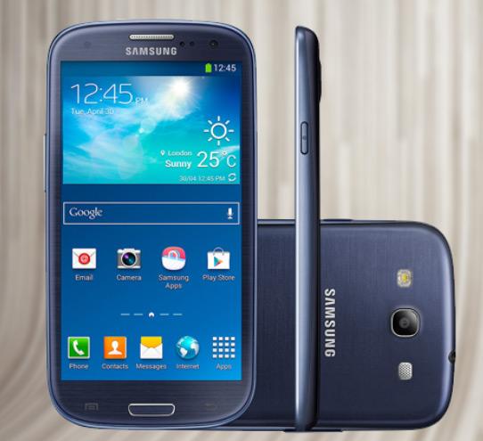 Soutěž o Samsung Galaxy S3 Neo