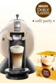Vyhrajte originální sklenici na Latte Macchiato a uspořádejte si doma skvělou Dolce Gusto café party!