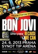 Soutěžte a vyhrajte 3 vstupenky na pražský koncert 24.6. Bon Jovi!