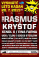 Soutěžte a vyhrajte dva lístky na festival VYSMÁTÉ LÉTO - KADAŇ 20.7.!