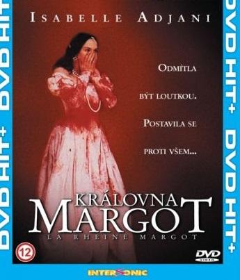 Vyhrajte DVD s filmem Královna Margot
