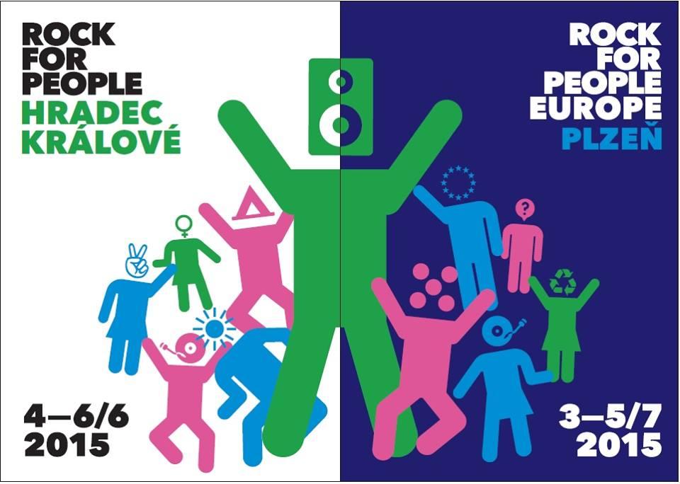 2X1 VSTUPENKA NA ROCK FOR PEOPLE EUROPE