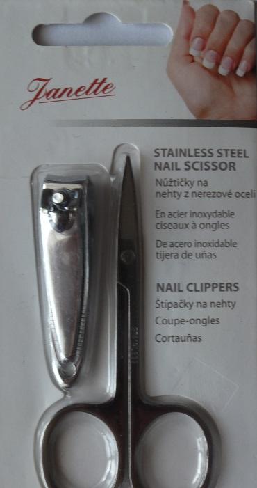 Vyhrajte nůžtičky a štípačky na nehty!