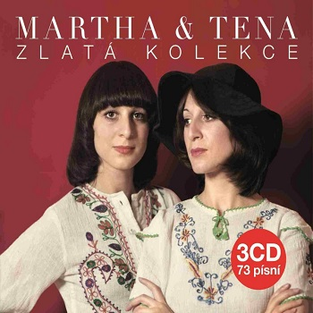 Vyhrajte 3CD best of Martha a Tena