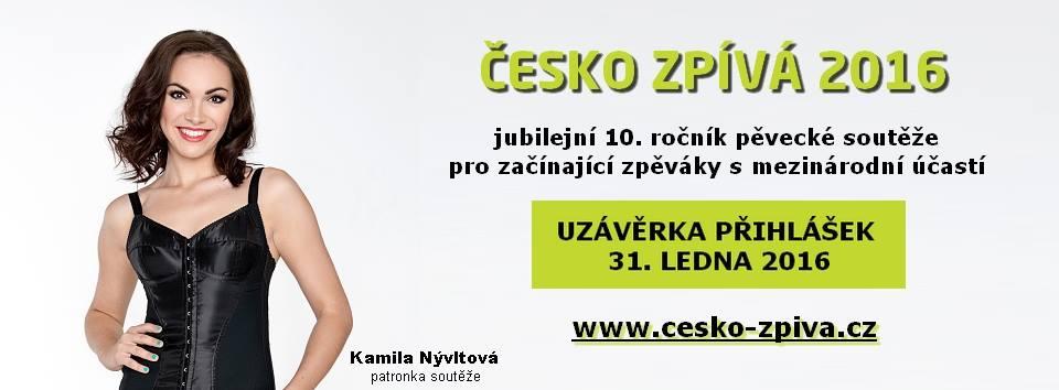ČESKO ZPÍVÁ 2016