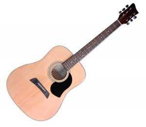 Vyhrajte akustickou kytaru s CMI Melodia!
