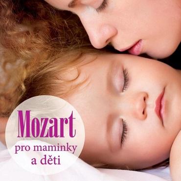 Vyhrajte CD Mozart pro maminky a děti!