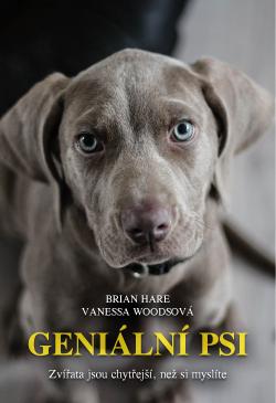 Vyhrajte knihu Geniální psi!