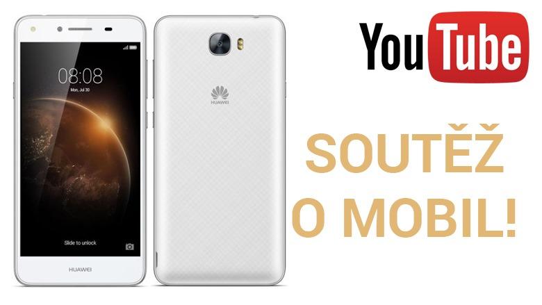 Dej nám rým a Huawei Y6 se stane tvým!