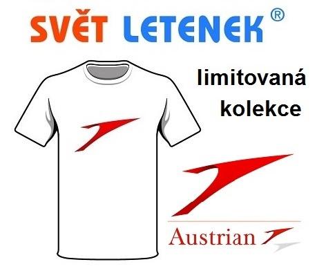 Soutěž o tričko Austrian Airlines