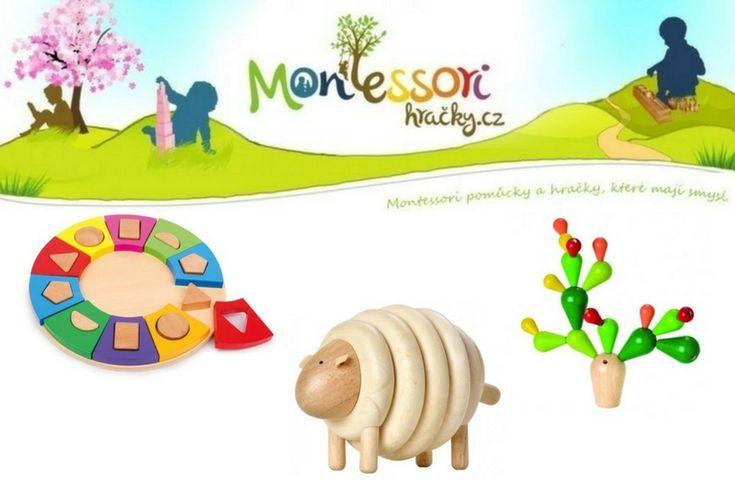 Soutěž o voucher na montessori hračky v hodnotě 500 Kč