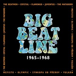 Vyhrajte CD Big Beat Line 1965-1968!