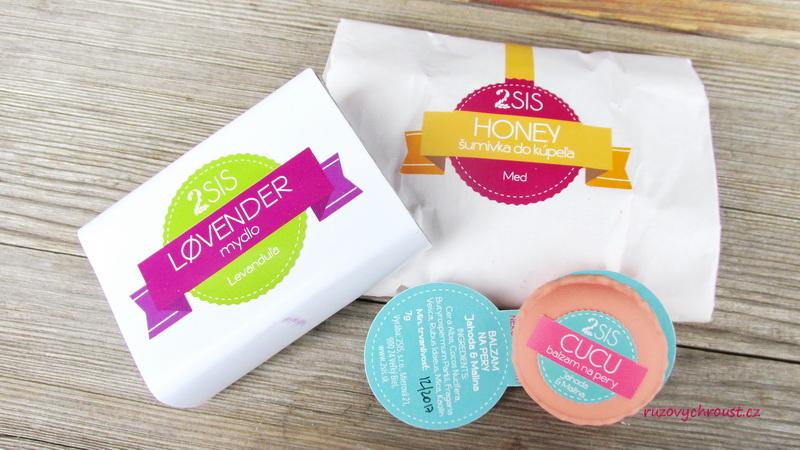 Soutěž o balíček přírodní kosmetiky 2SIS Cosmetics