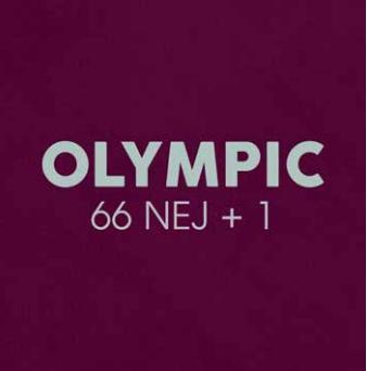 Vyhrajte CD OLYMPIC 66 NEJ + 1