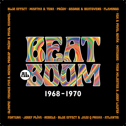 Vyhrajte CD Beat (Al)Boom 1968-1970!
