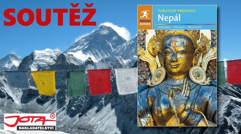 SOUTĚŽ o turistického průvodce – NEPÁL z řady Rough Guides