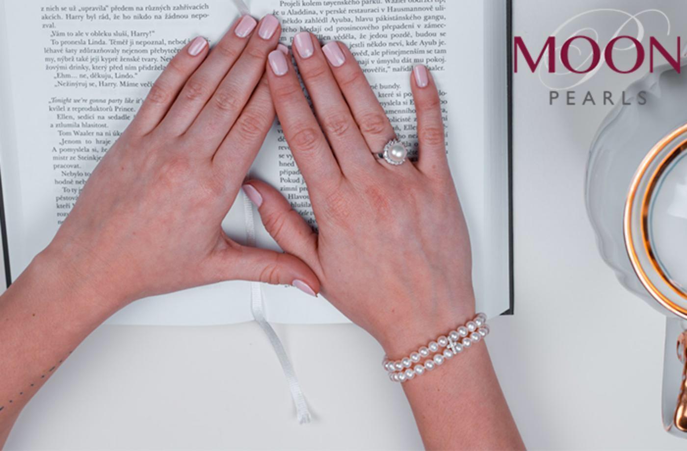 Rozdáváme krásu! Vyhrajte jeden ze tří luxusních šperků z pravých perel