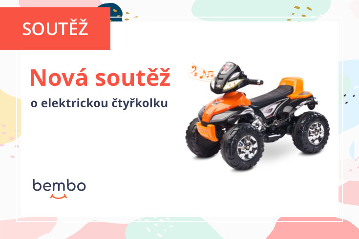 Soutěž o elektrickou čtyřkolku Toyz Cuatro