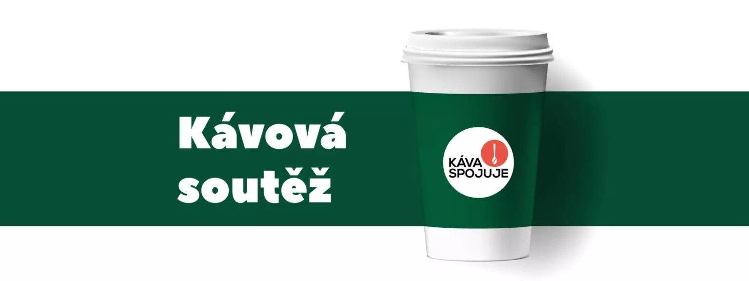 Soutěžte s Káva Spojuje o hodnotné ceny!